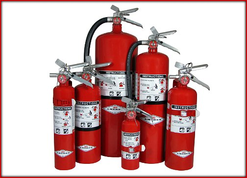 amerex fire extinguisher equipment orlando